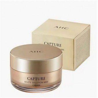 A.H.C. Capture Revite Solution MAX Cream - Оживляющий антивозрастной крем
