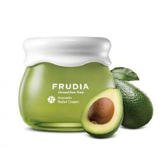Frudia Avocado Relief Cream - Восстанавливающий крем с авокадо