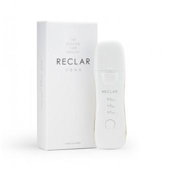 Reclar Galvanic Water Peeler (Silver) - Многофункциональный прибор для ухода за кожей