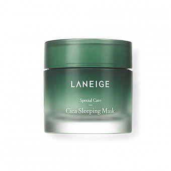 Laneige Cica Sleeping Mask - Ночная успокаивающая маска