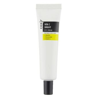 Coxir Vita C Bright Eye Cream - Осветляющий крем для век с витамином С