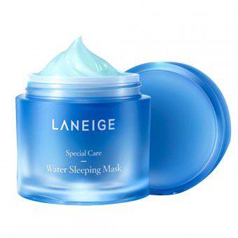 Laneige Water Sleeping Mask mini - Маска для лица ночная восстанавливающая 3 г.