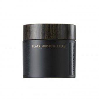 The Saem Black Moisture Cream Mineral Homme - Крем для лица увлажняющий с минералами