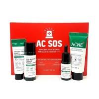 AHA-BHA-PHA 30 Days Miracle AC SOS Kit - Набор средств анти-акне для проблемной кожи