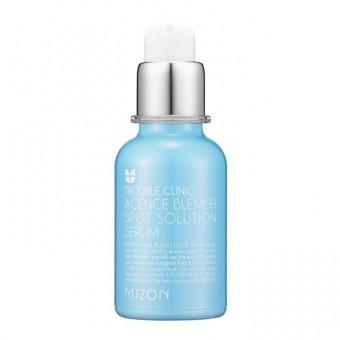 Mizon Acence Blemish Spot Solution Serum  - Сыворотка для проблемной кожи