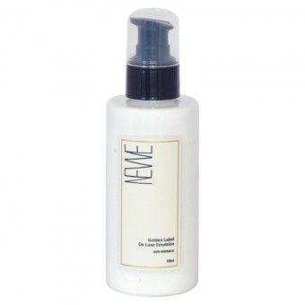 Newe Golden Label De Luxe Emulsion Anti-Wrinkle - Антивозрастная эмульсия для лица с частицами золота