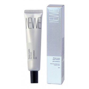 Newe Time Lock Eye Cream - Антивозрастной крем для кожи вокруг глаз (с протеинами гороха)