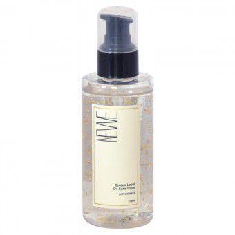 Newe Golden Label De Luxe Toner Anti-Wrinkle - Антивозрастной тонер для лица с частицами золота