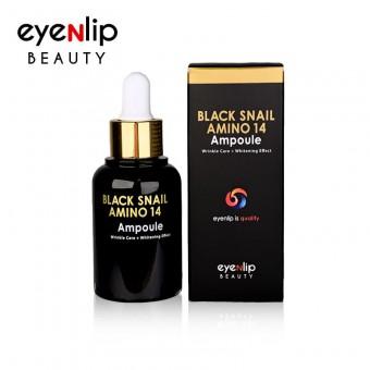 Eyenlip Black Snail Amino 14 Ampoule - Сыворотка для лица ампульная с аминокислотами