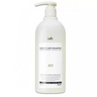 La'dor Family Care Shampoo - Шампунь для всей семьи с экстрактом листьев чайного дерева