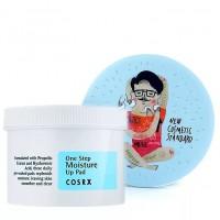 One Step Moisture Up Pad - Увлажняющие пилинговые диски для очищения лица