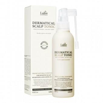 La'dor Dermatical Scalp Tonic - Тоник для кожи головы против выпадения волос