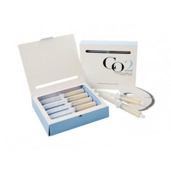Esthetic House CO2 Esthetic Formular Carboxy Mask - Набор масок для домашней процедуры неинвазивной карбокситерапии