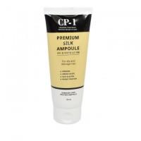 CP-1 Premium Silk Ampoule - Несмываемая сыворотка для волос с протеинами шёлка