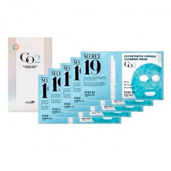 Esthetic House Secret 19 CO2 Esthetic Formula Carbonic Mask - Маска-активатор карбокситерапия (пауч)
