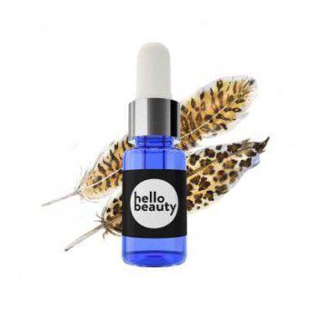 Hello Beauty Антивозрастная сыворотка 18+ с омолаживающими экстрактами растений (10 мл.)