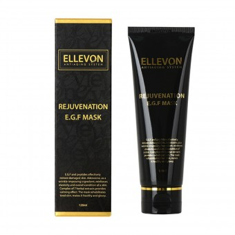 Ellevon Rejuvenation EGF Mask - Маска омолаживающая с EGF