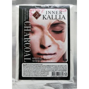 Inner Kallia Charcoal modeling mask - Альгинатная маска c древесным углем