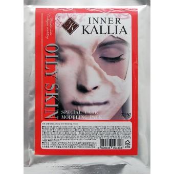 Inner Kallia Oily skin modeling mask - Альгинатная маска для жирной кожи