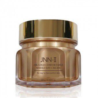 Jungnani 24k Gold Comfortable Shield Day Cream - Дневной крем для лица с 24K золотом
