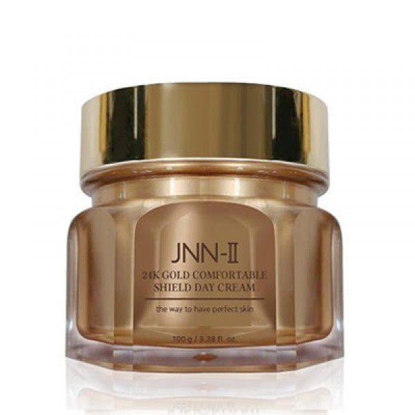 24k Gold Comfortable Shield Day Cream - Дневной крем для лиц