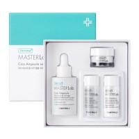 Derma Master Lab Cica Ampoule - Набор для ухода за чувствительной кожей