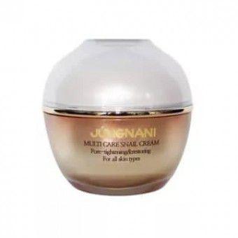 Jungnani Multi Care Snail Cream - Многофункциональный крем с муцином улитки