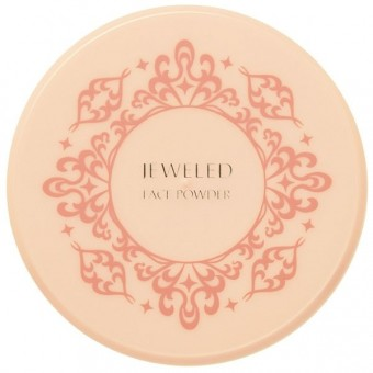 Salon De Flouveil Jeweled Face Powder - Увлажняющая финишная пудра