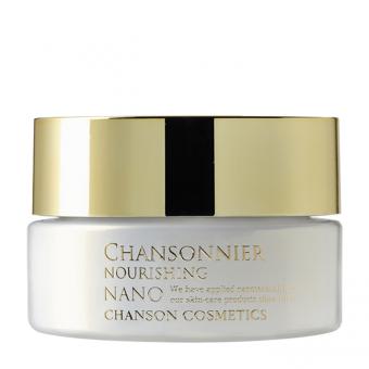 Chanson Cosmetics Chansonnier Nano Nourishing - Омолаживающий питательный нано-крем Шансонье