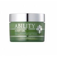 C'BON Ability Moist Gel - Увлажняющий крем-гель Абилити