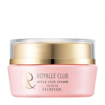 Salon De Flouveil Royalle Club Extra Rich Cream - Питательный антиоксидантный крем Роял Клаб