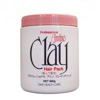 Dime Health Care Professional Amino Clay Hair Pack - Профессиональная маска для повреждённых волос