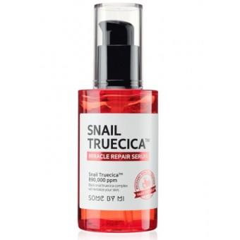 Some By Mi Snail Truecica Miracle Repair Serum - Сыворотка с муцином чёрной улитки