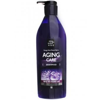 Mise-en-Scene Aging Care Shampoo - Антивозрастной шампунь для волос