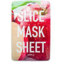 Slice mask sheet (apple) - Тканевые маски-слайсы с экстрактом яблока