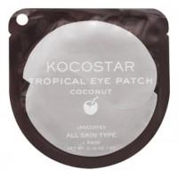 Tropical Eye Patch (Coconut) Single - Гидрогелевые патчи для глаз с экстрактом кокоса
