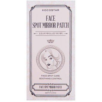Kocostar  Face Spot Mirror Patches -  Волшебные патчи от прыщей и воспалений на лице
