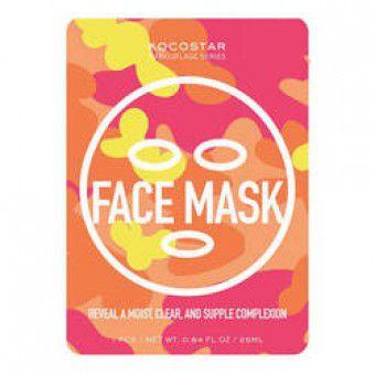 Kocostar  Camouflage Face Mask - Маска для лица с лифтинг эффектом