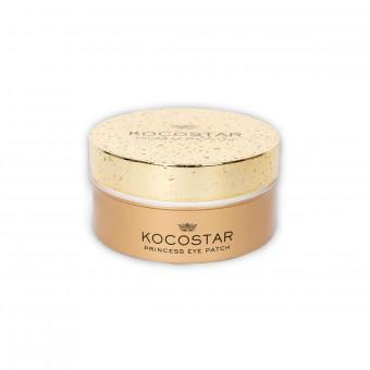 Kocostar  Princess Eye Patch (gold) - Гидрогелевые патчи для кожи вокруг глаз с коллоидным золотом