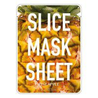 Slice mask sheet (pineapple) - Тканевые маски-слайсы с экстрактом ананаса