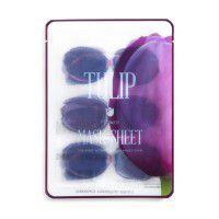 Slice mask sheet (tulip flower) - Тканевые маски-слайсы с экстрактом лепестков тюльпана