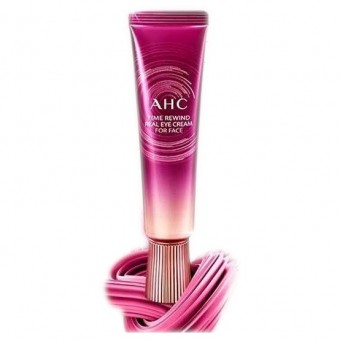 A.H.C. Time Rewind Real Eye Cream For Face - Крем для глаз и лица питательный