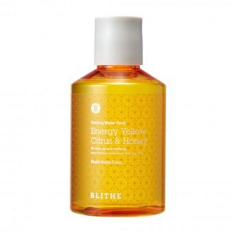 Blithe Energy Yellow Citrus&Honey Splash Mask - Сплэш-маска для сияния кожи