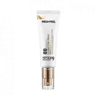 Medi-Peel Peptide Balance9 Double Fit BB Cream SPF33/PA+++ - BB-крем омолаживающий с пептидами