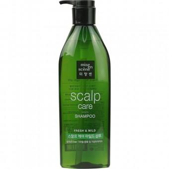 Mise-en-Scene Scalp Care Shampo - Шампунь для чувствительной кожи головы