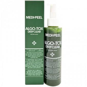 Medi-Peel Algo-Tox Deep Clear - Гель для глубокого очищения кожи с эффектом детокса