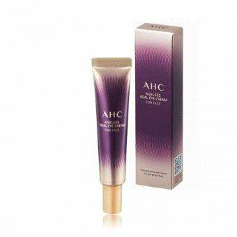 A.H.C. Ageless Real Eye Cream For Face - Универсальный крем для век и лица
