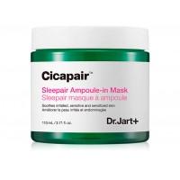 Cicapair Sleepair Ampoule-in Mask - Маска ночная восстанавливающая с центеллой