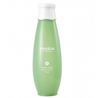 Frudia Green Grape Pore Control Toner - Тоник себорегулирующий с зеленым виноградом