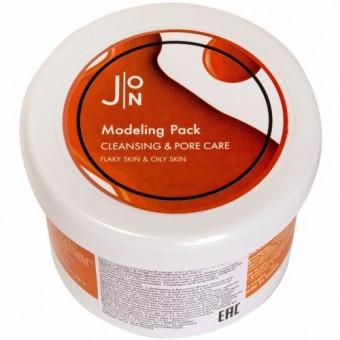 J:on Cleansing & Pore Care Modeling Pack - Маска альгинатная oчищение и сужение пор